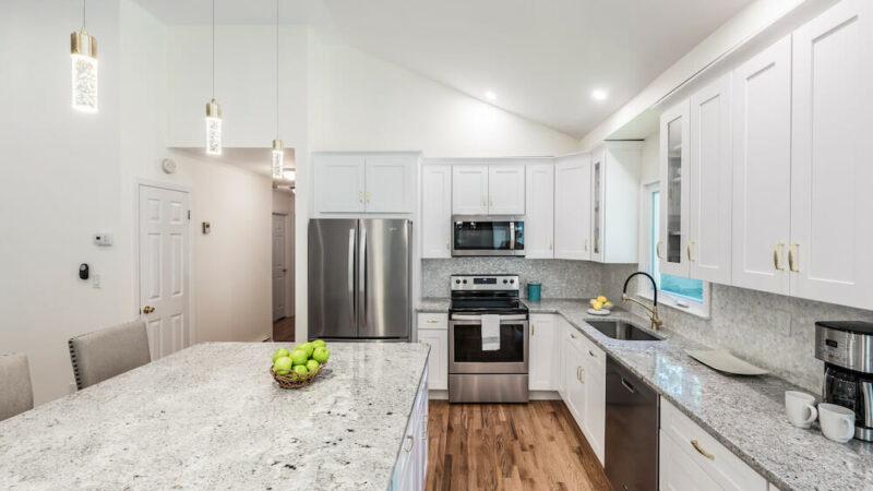 Popular Types of Kitchen Countertops