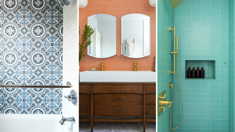 How to Splash a Bath with Color