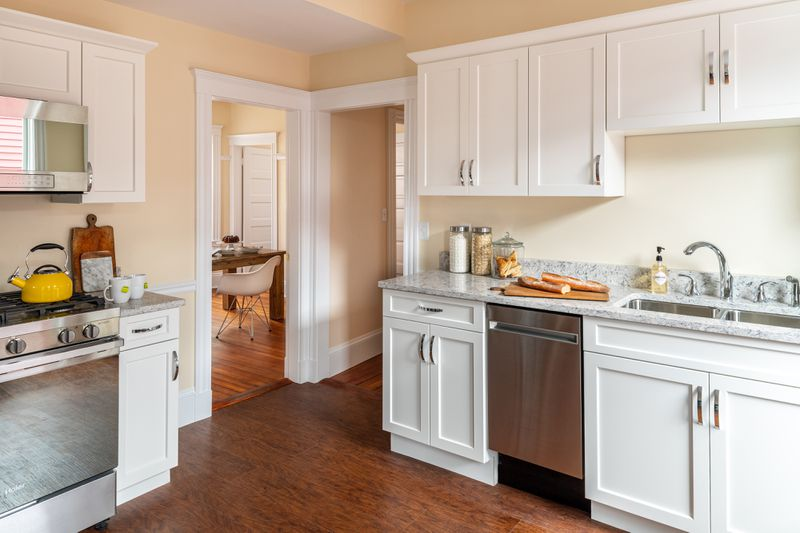 Fall 2021, Dorchester reveal, 3rd floor kitchen