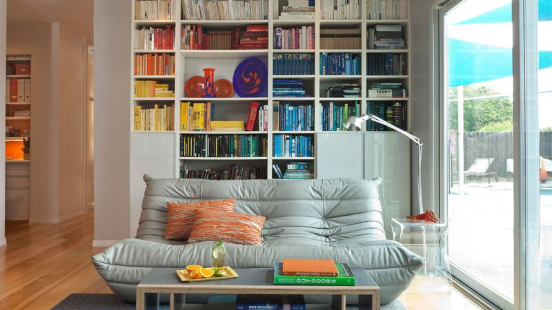 Home Library Ideas for Any Home
