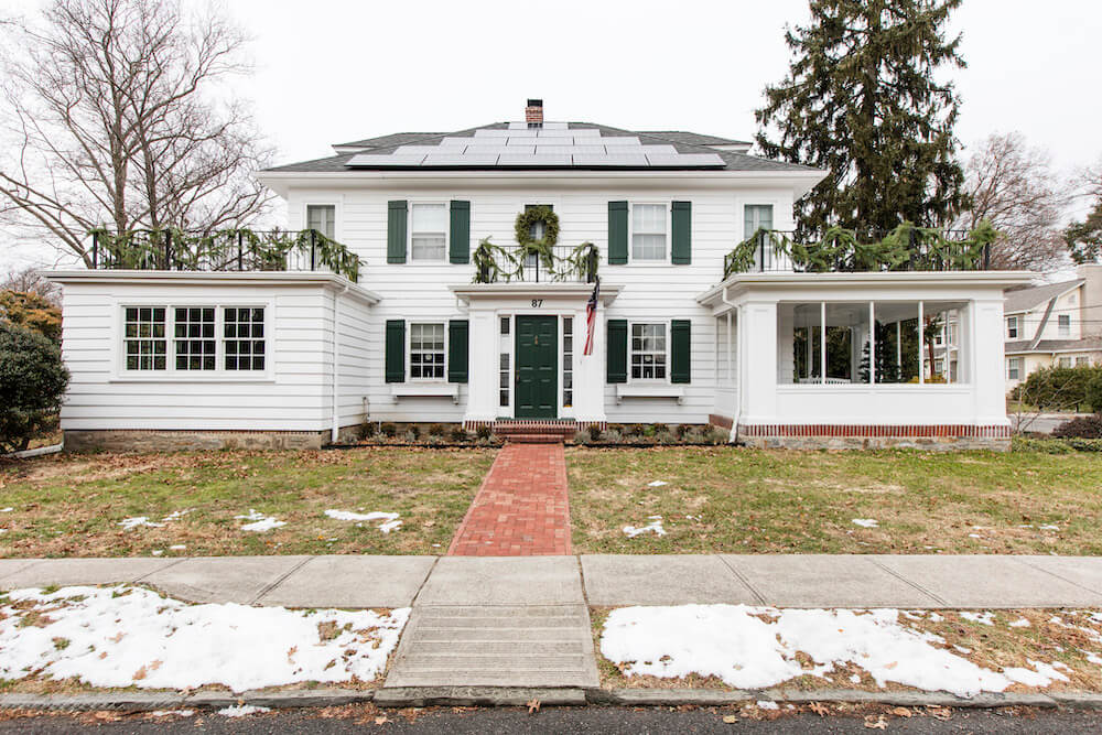 yonkers colonial house