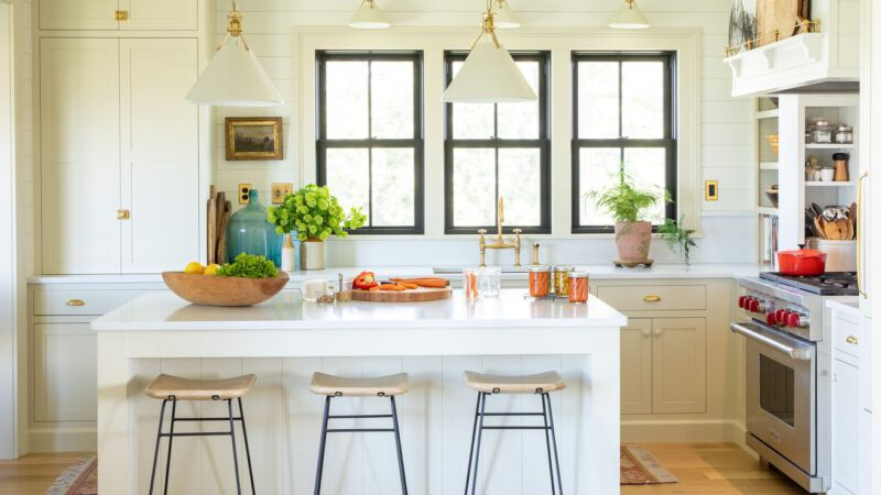 Before & After Kitchen: A Farmhouse Refresh